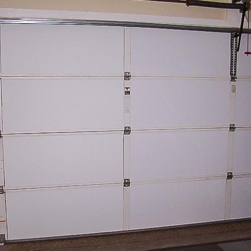 rb product kit images insulation reflective garage garagedoor door foil